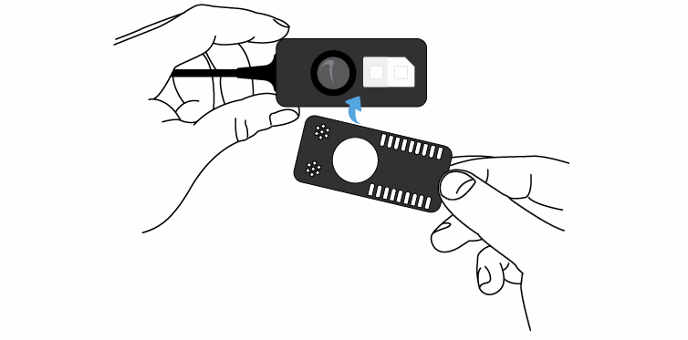 replace the seneye back cover to the device.PNG