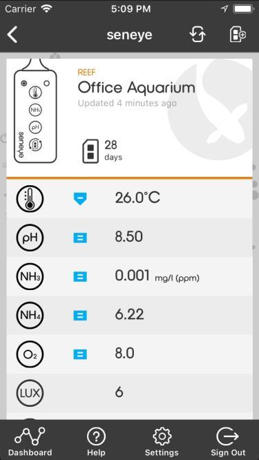 activating a seneye slide on the V2 seneye iphone app.PNG